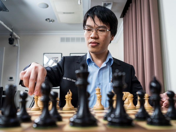 Chess ace Le Quang Liem wins eighth gold for Vietnam at regional games