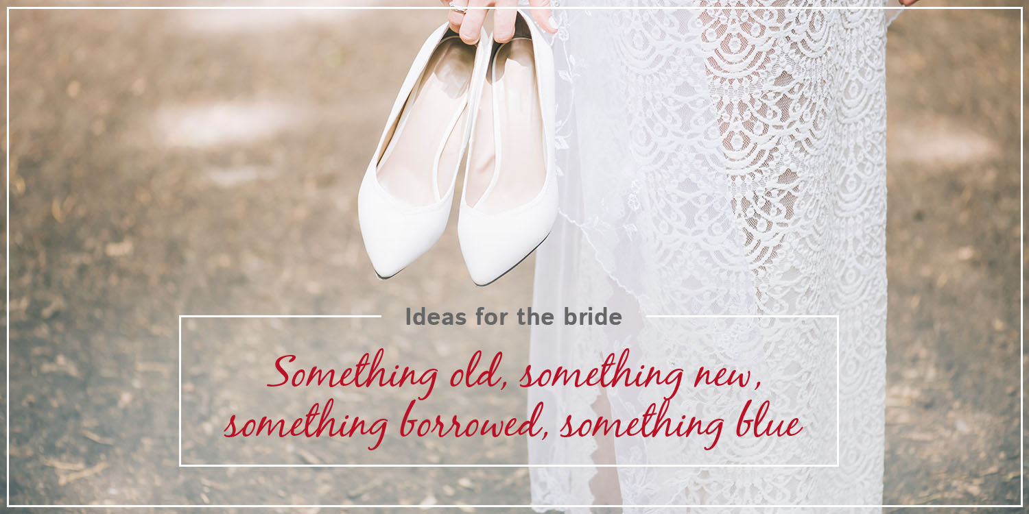 Something New Ideas For Every Bride