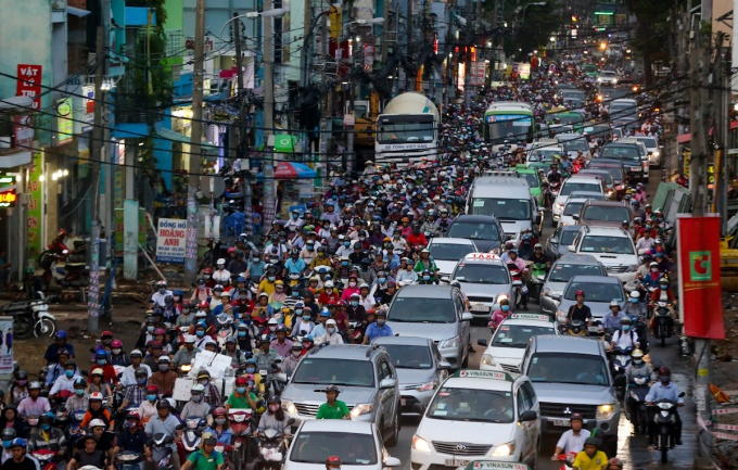 15 million people being drowned out by noise pollution in Vietnam: study