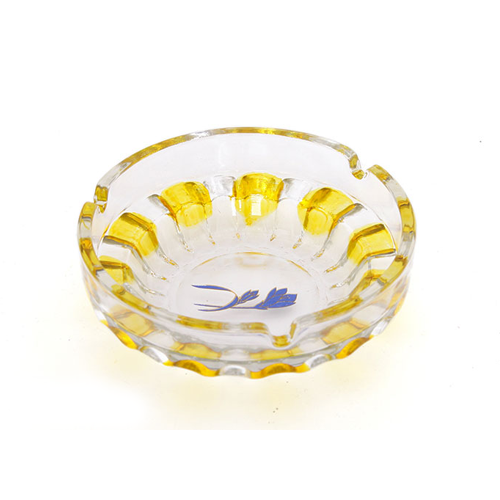 Color Gummed Ashtray - G2