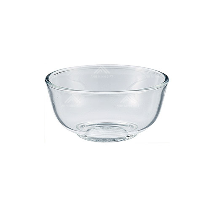 Glass bowl - opt 4