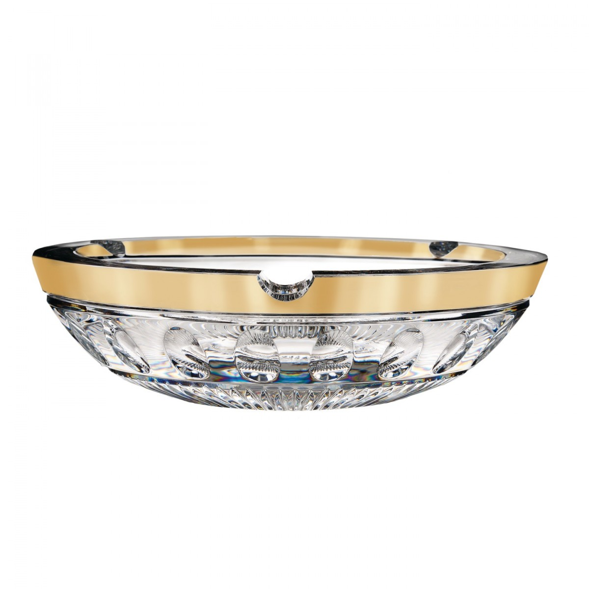 COLOR GUMMED ASHTRAY - G3